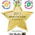 DanceKids has been nominated in two categories at the What's On 4 Kids Awards!